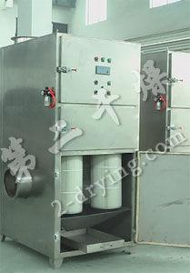 CMTD系列脉冲滤简式单机(移动)除尘器
