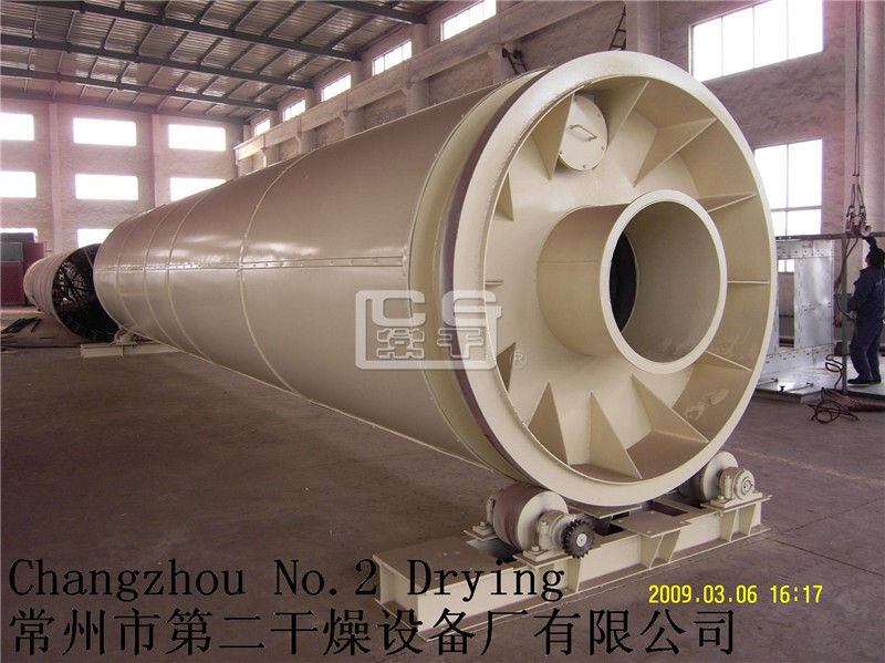 DHZG 三回程滚筒干燥系列